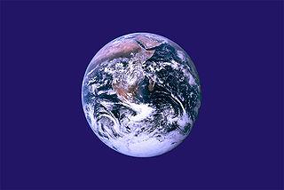 世界地球日标志