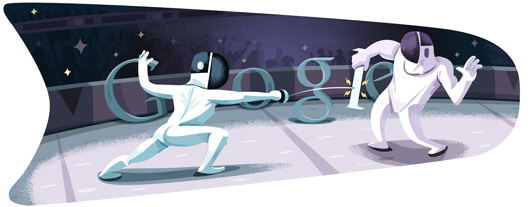 今日奥运项目:击剑