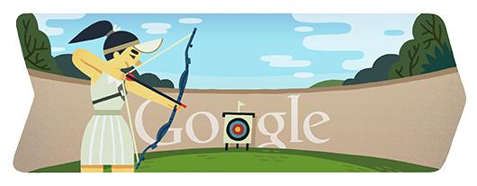 奥运项目:射箭