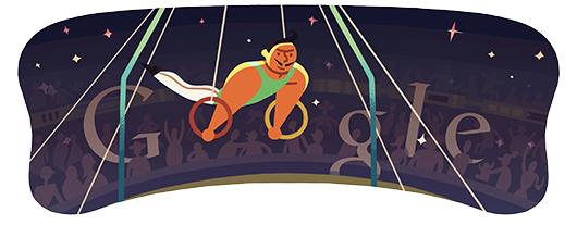 今日奥运项目:吊环