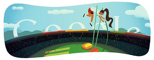 今日奥运:撑杆跳