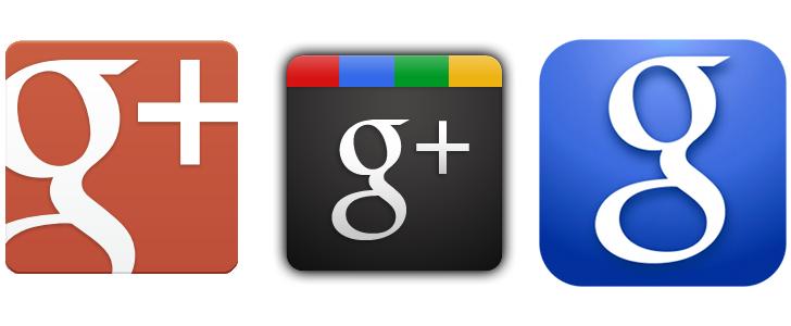 Google更新Favicon图标:图中最右面是新更换的图标