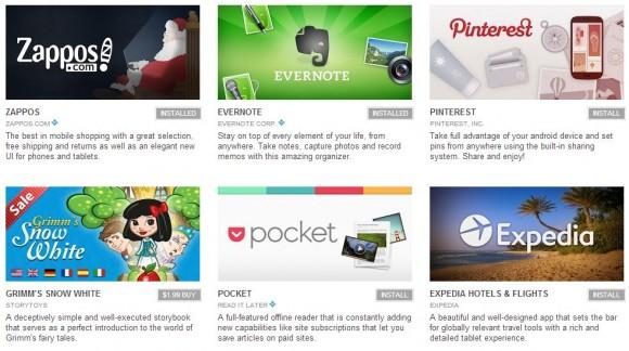 2012年度Android应用排行榜