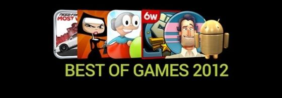 谷歌Android年度最佳游戏