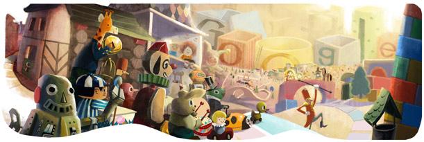 来自谷歌的佳节祝福