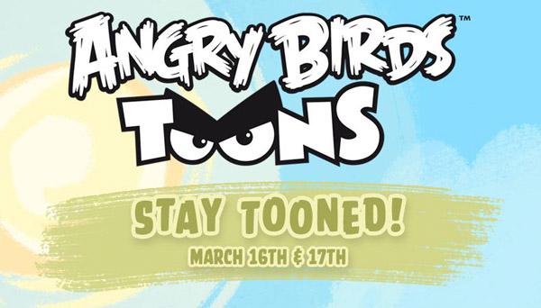 《愤怒的小鸟》动画版