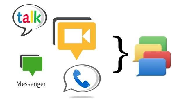 Google babel将整合所有聊天工具