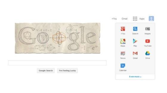 谷歌新搜索界面