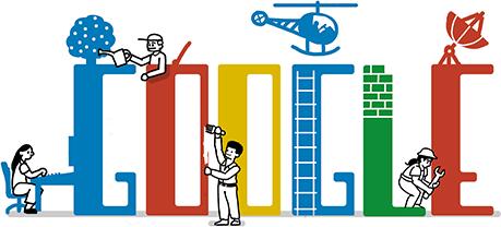 谷歌中国:五一快乐