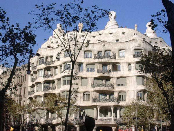 世界文化遗产:米拉公寓