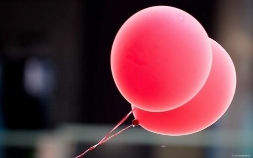 穷人的理想永远是一串气球