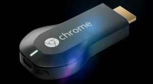 谷歌电视棒chromecast