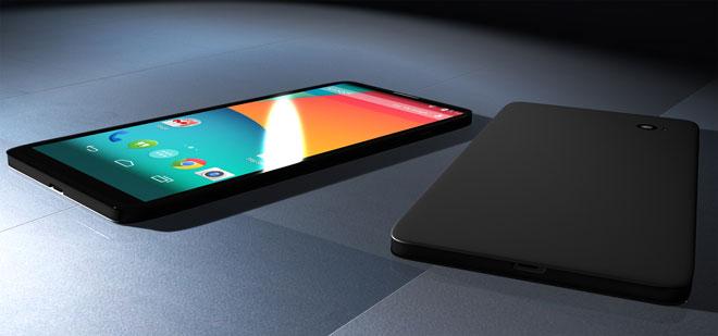 Google Nexus 6概念图