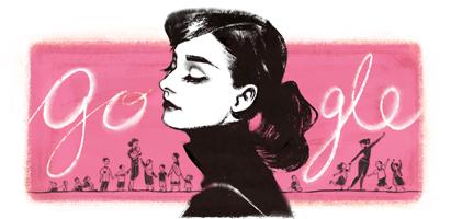 奥黛丽·赫本85岁诞辰