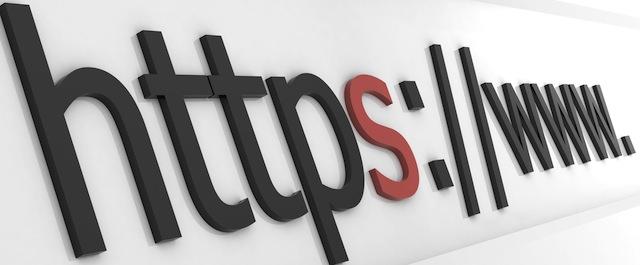 百度搜索采用https安全服务