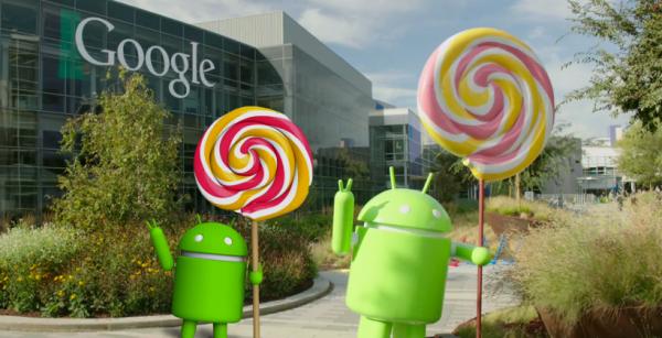 Google发布 Android 5.0