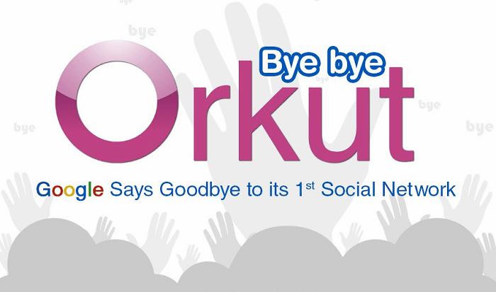 谷歌关闭社交网络orkut