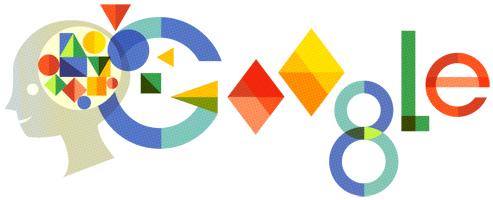 谷歌涂鸦纪念安娜·弗洛伊德诞辰119周年