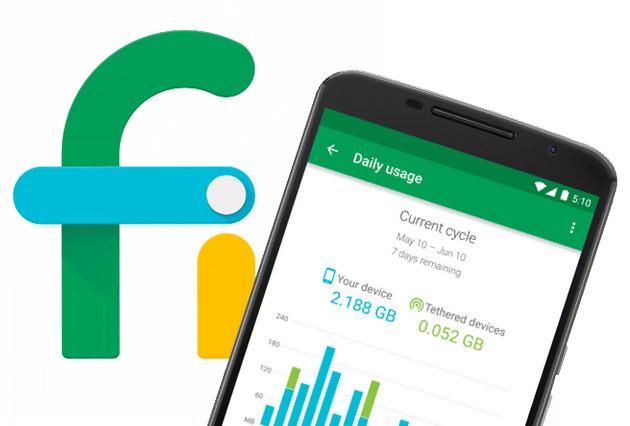谷歌推出无线服务Project Fi