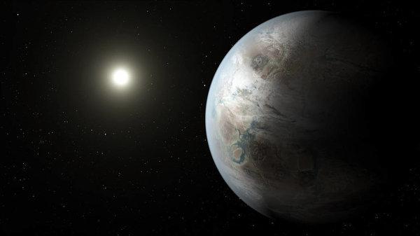 第一颗了地球相似系外行星Kepler 452b
