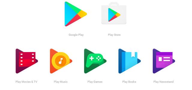新版google play图标