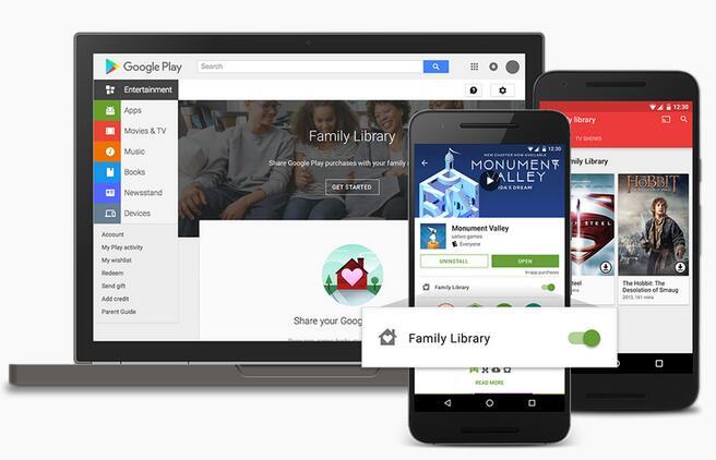 谷歌推google play 新政