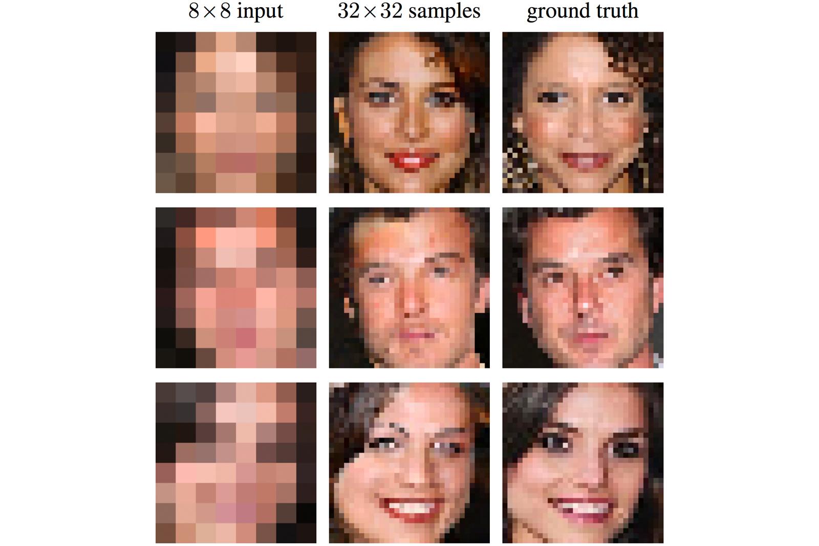 谷歌利用AI修复图像